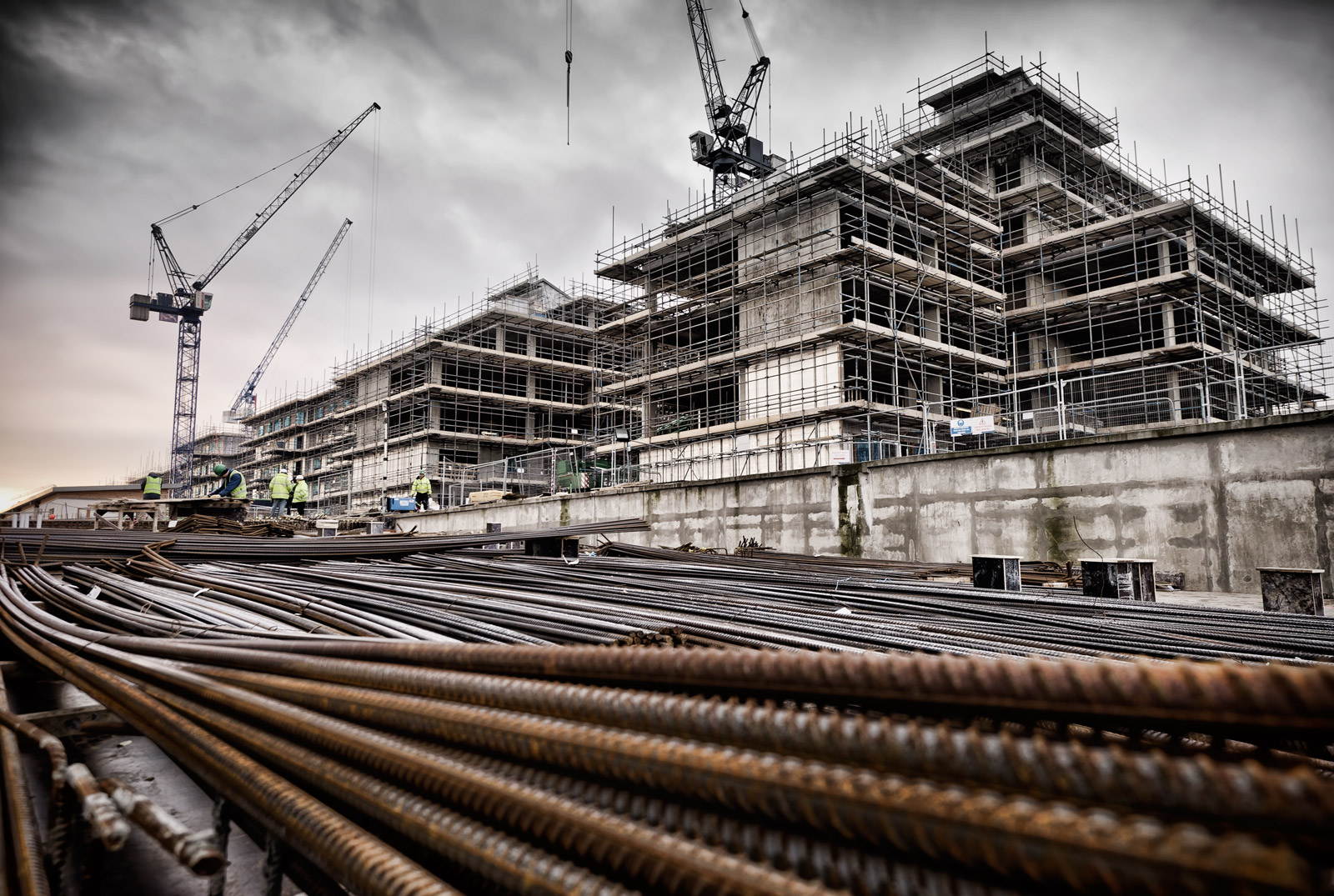 Construction in 2018: Steady as she Goes| Concrete Construction ...