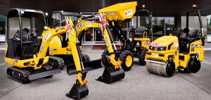 The newly-formed Brit Plant Hire has adorned its new JCB fleet with the Union Jack.