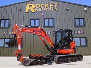 Rocket Rentals U55