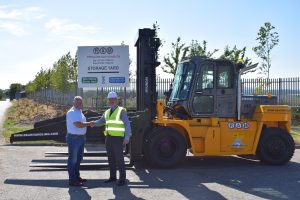 Aberdeen based, Bear Handling Ltd specialise in handling equipment across Scotland and the oil & gas industry – the company has recently been appointed as a Hyundai forklift distributor for the region.