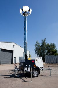 SMC TL90 with Halo Lamp Head from Morris Site Machinery
