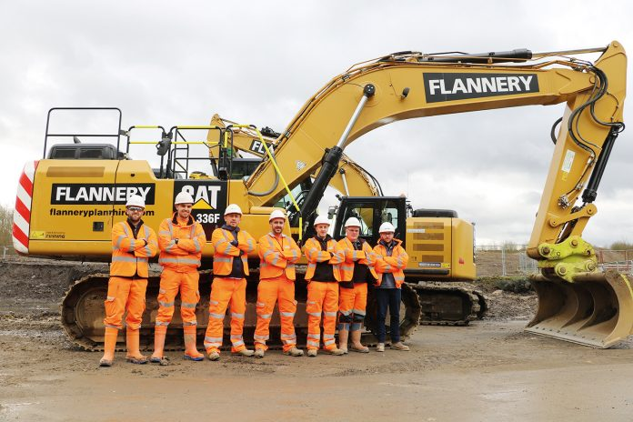Flannery Plant Hire